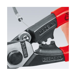 KNIPEX  Nožnice na drôty a oceľové laná 95 62 190