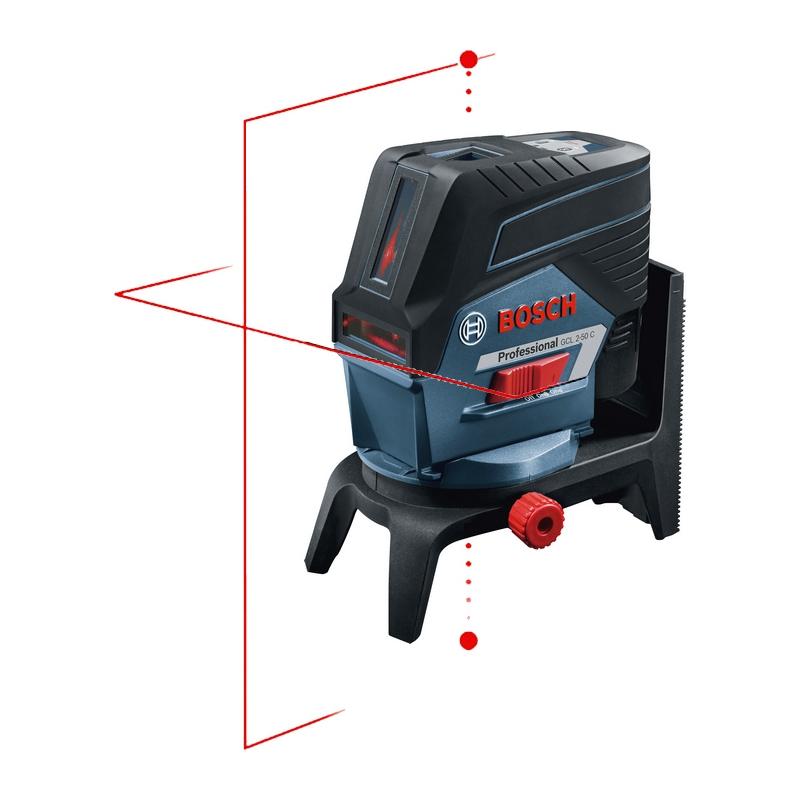 BOSCH Kombinovaný laser GCL 2-50 C Professional