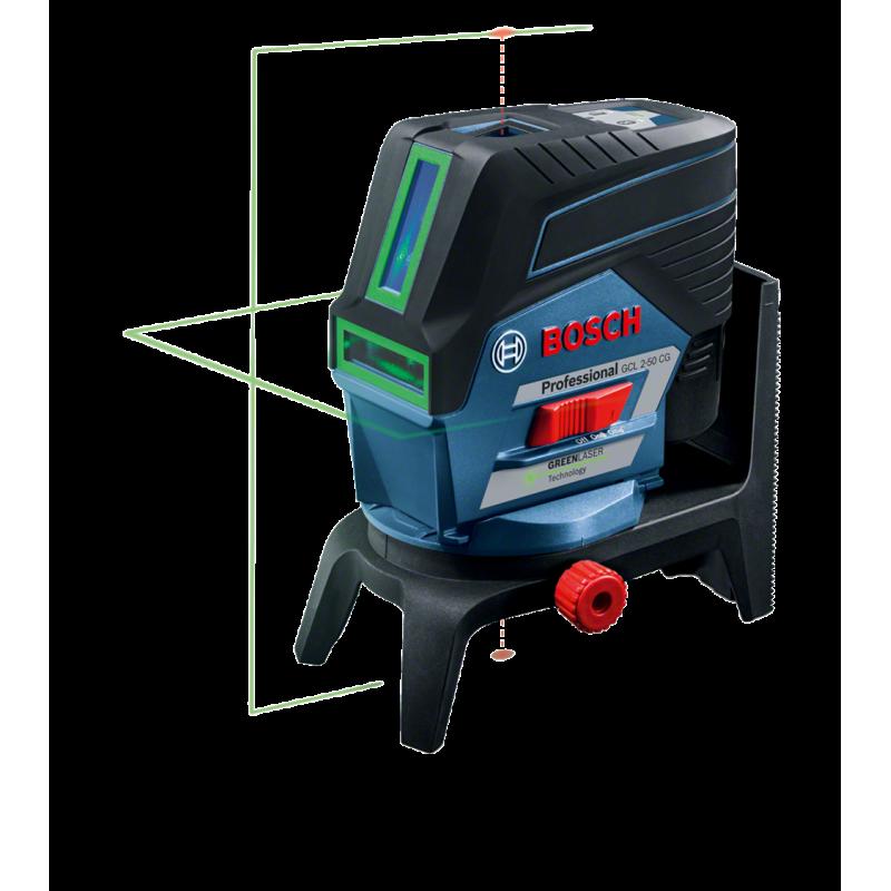 BOSCH Kombinovaný laser GCL 2-50 G Professional
