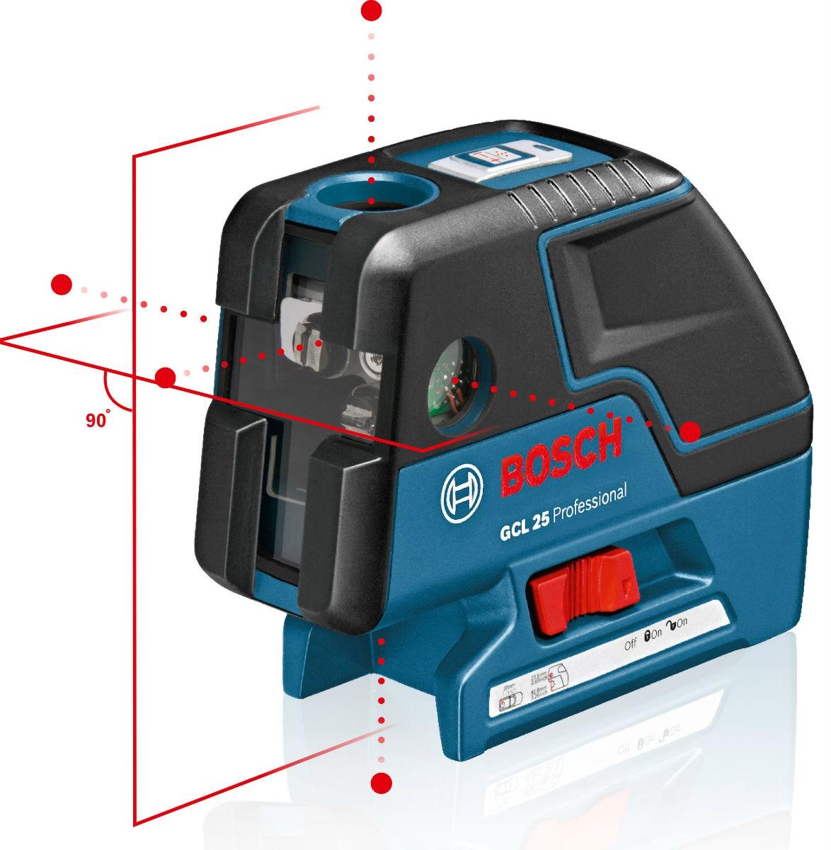 BOSCH Kombinovaný laser GCL...