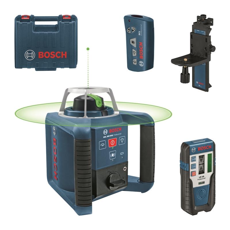 BOSCH Rotačný laser GRL 300 HVG Professional