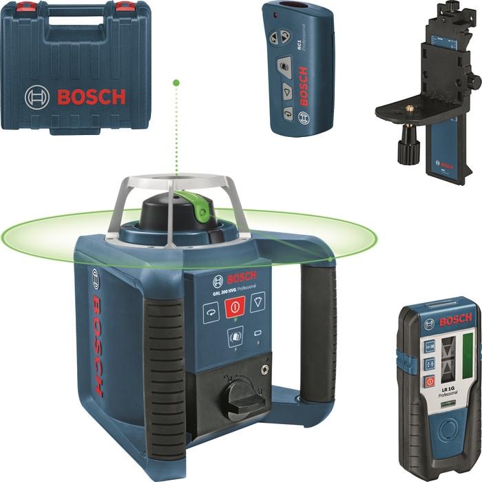 BOSCH Rotačný laser GRL 300...