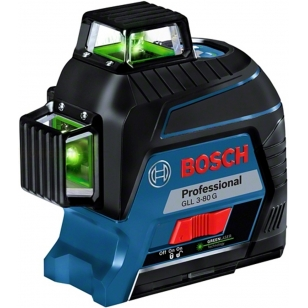 BOSCH Líniový laser GLL 3-80 G Professional