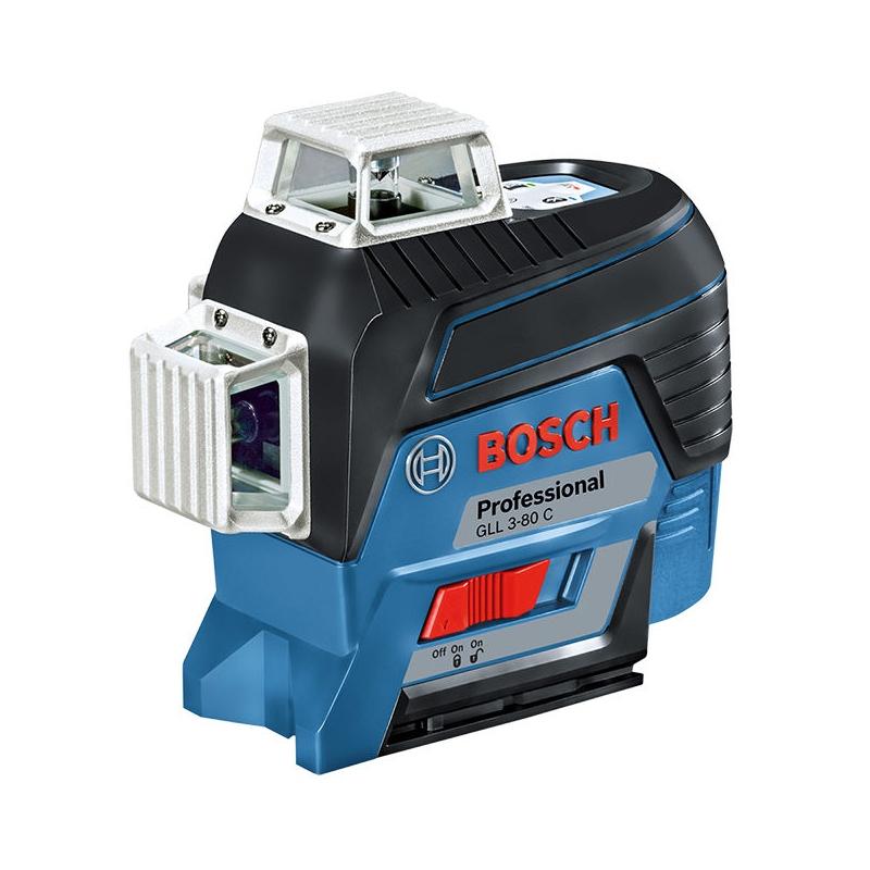 BOSCH Líniový laser GLL 3-80 C Professional