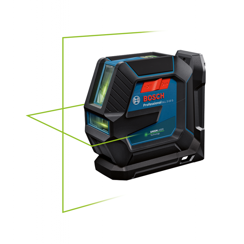 BOSCH Líniový laser GLL 2-15 G Professional