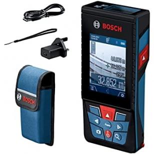 BOSCH Laserový merač vzdialeností GLM 120 C Professional