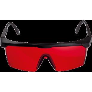BOSCH Okuliare na zviditeľnenie laserového lúča (červené) Professional