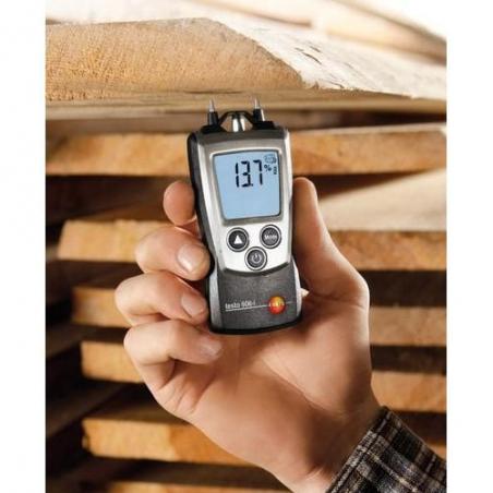 TESTO Vlhkomer pre meranie vlhkosti materiálov 606-1
