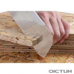 DICTUM Dozuki Universal 240, drevená rukoväť