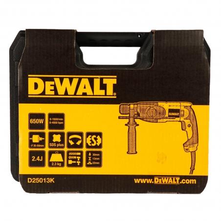 DEWALT Kombinované kladivo D25013K