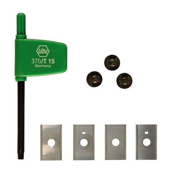 Festool Otoč. platničky HM-WP 50x5,5x1,1 (4x)