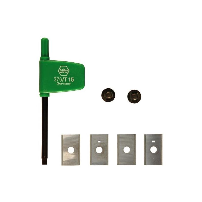 Festool Otoč. platničky HW-WP 20x12x1,5 (4x)