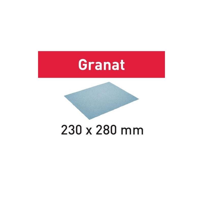 Festool Brúsny papier 230x280 P220 GR/50 Granat