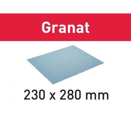 Festool Brúsny papier 230x280 P40 GR/25 Granat