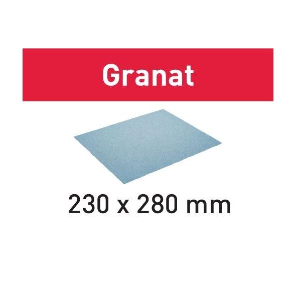 Festool Brúsny papier 230x280 P400 GR/50 Granat