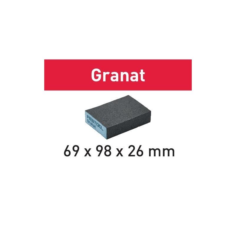 Festool Brúsna špongia 69x98x26 60 GR/6 Granat