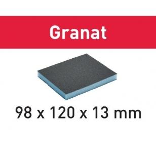 Festool Brúsna špongia 98x120x13 60 GR/6 Granat