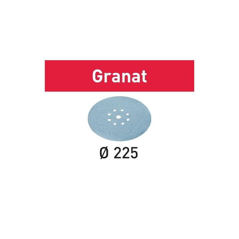 Festool Brúsny kotúč STF D225/8 P240 GR/25 Granat