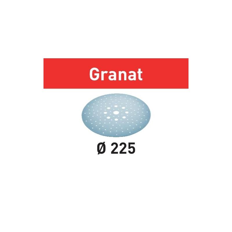 Festool Brúsny kotúč STF D225/128 P180 GR/25 Granat