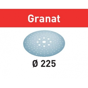 Festool Brúsny kotúč STF D225/128 P220 GR/25 Granat