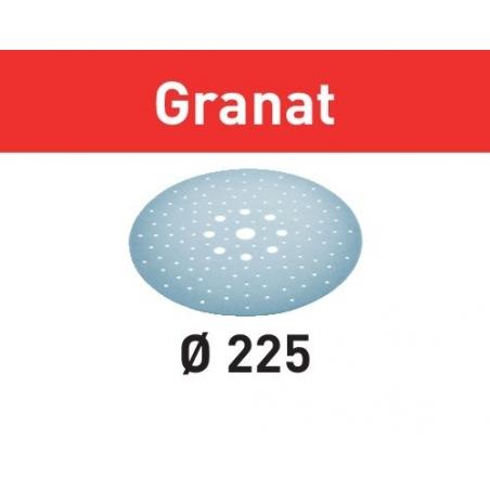 Festool Brúsny kotúč STF D225/128 P80 GR/5 Granat