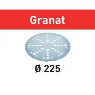 Festool Brúsny kotúč STF D225/48 P60 GR/25 Granat