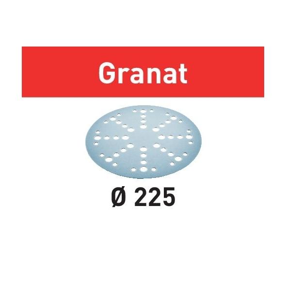 Festool Brúsny kotúč STF D225/48 P40 GR/25 Granat
