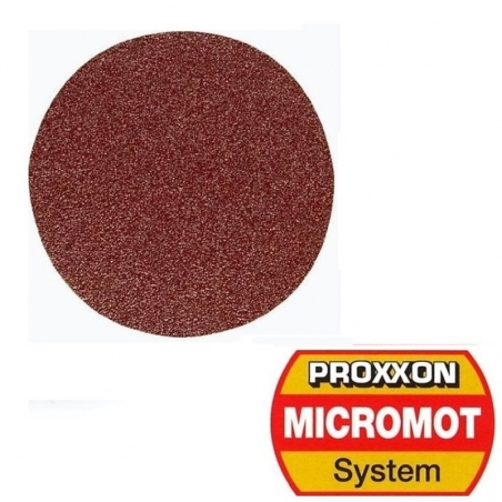 PROXXON MICROMOT Brúsny samolepiaci kotúč pre LHW a LHW/A