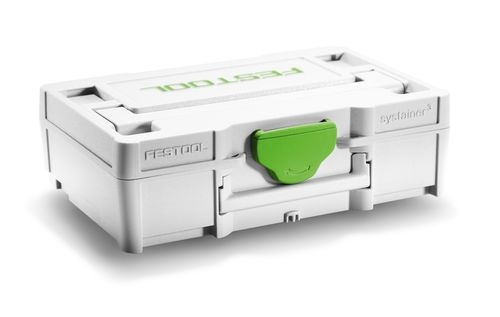 Festool Systainer³ SYS3 XXS...