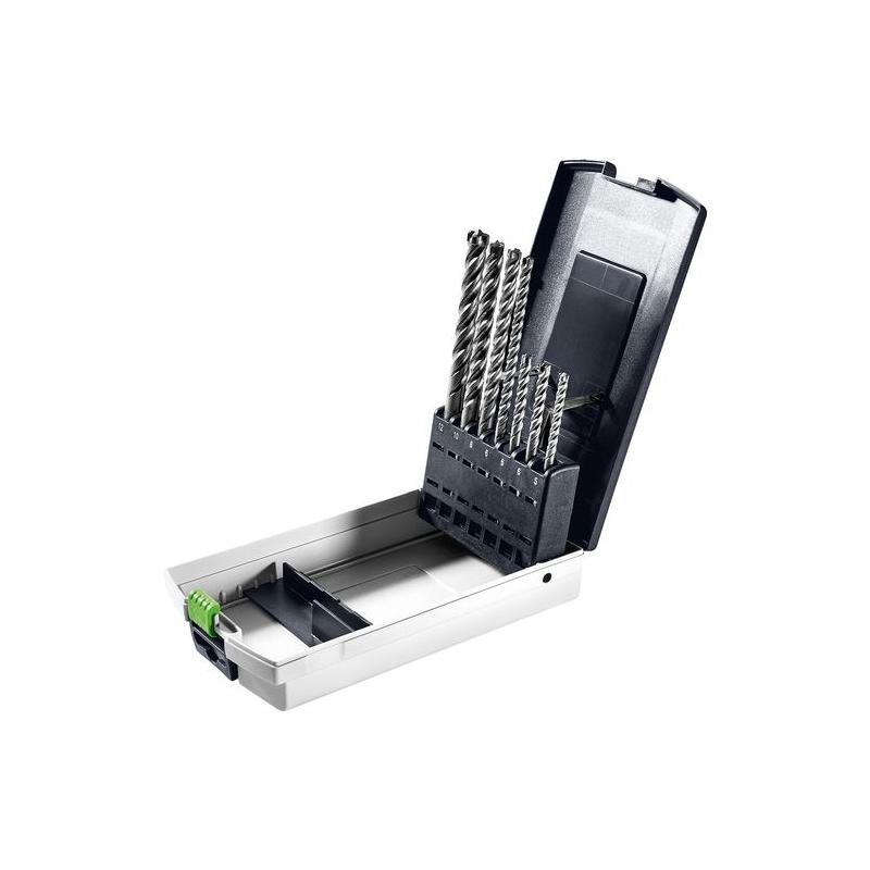 Festool Vrtáky do vŕtacích kladív SDS-Set D5-D12/7