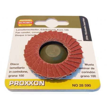 PROXXON MICROMOT Lamelový kotúč z korundu pre LHW a LHW/A