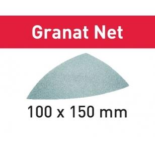 Festool Sieťové brúsne prostriedky STF DELTA P80 GR NET/50 Granat Net