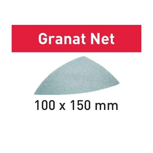 Festool Sieťové brúsne prostriedky STF DELTA P150 GR NET/50 Granat Net