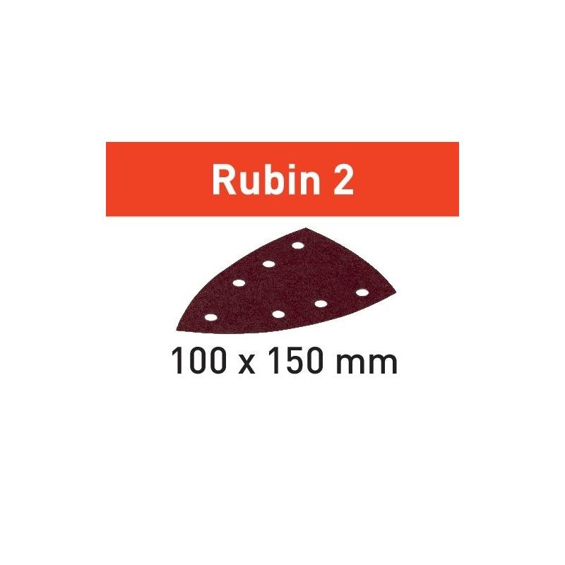 Festool Brúsny list STF DELTA/7 P60 RU2/50 Rubin 2