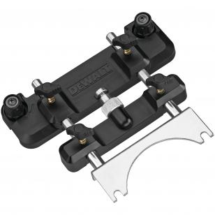 DEWALT Adaptér na frézky pre použitie s vodiacou lištou DWS5031