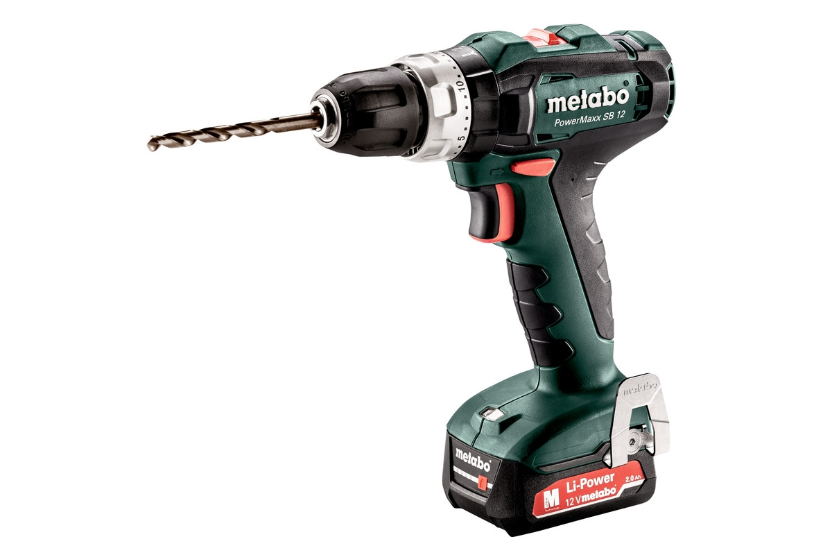 METABO PowerMaxx SB 12
