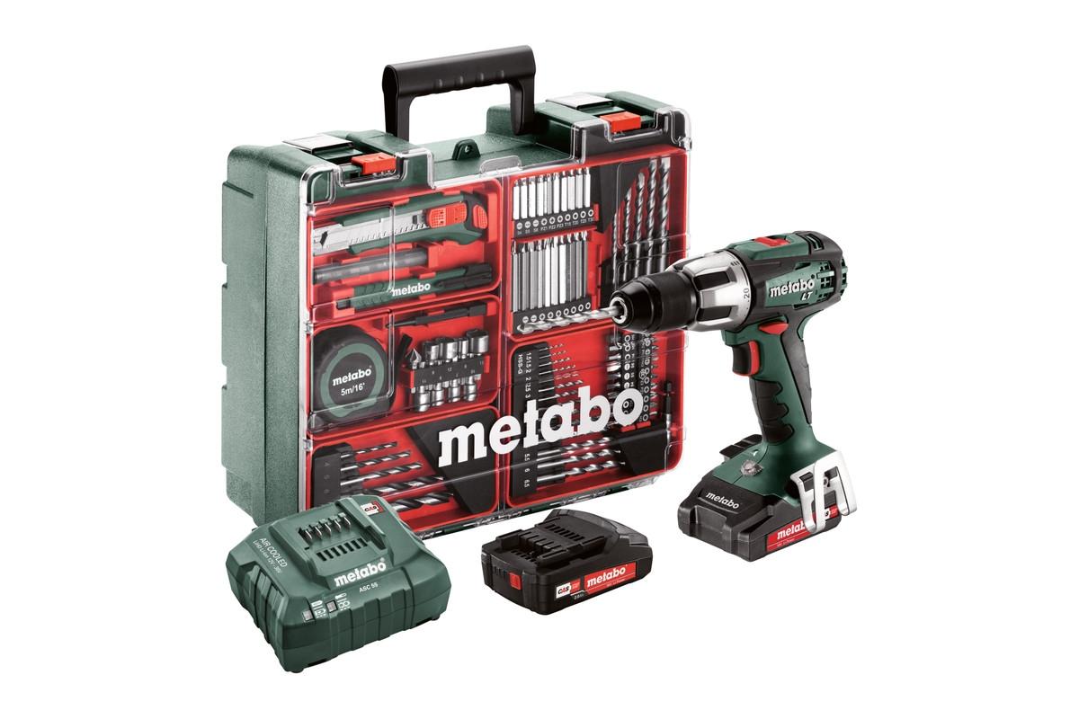 METABO SB 18 LT Set