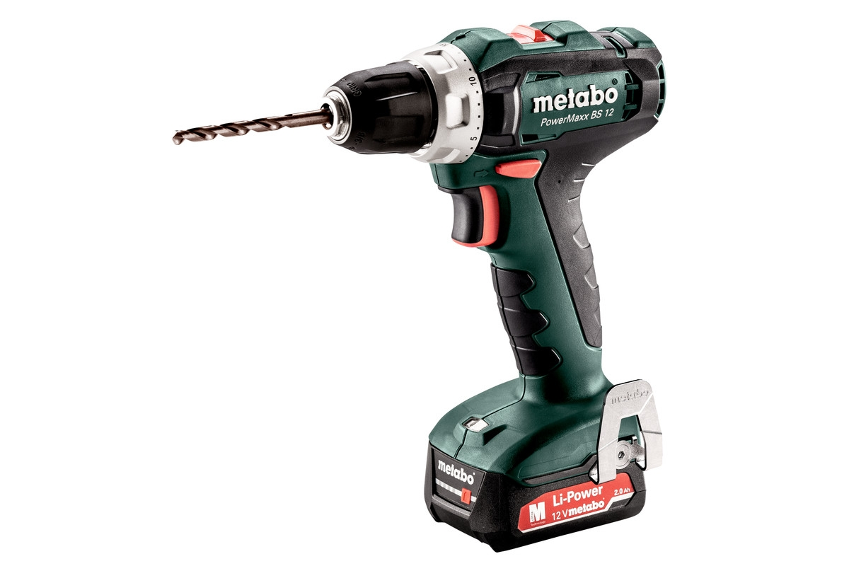 METABO PowerMaxx BS 12