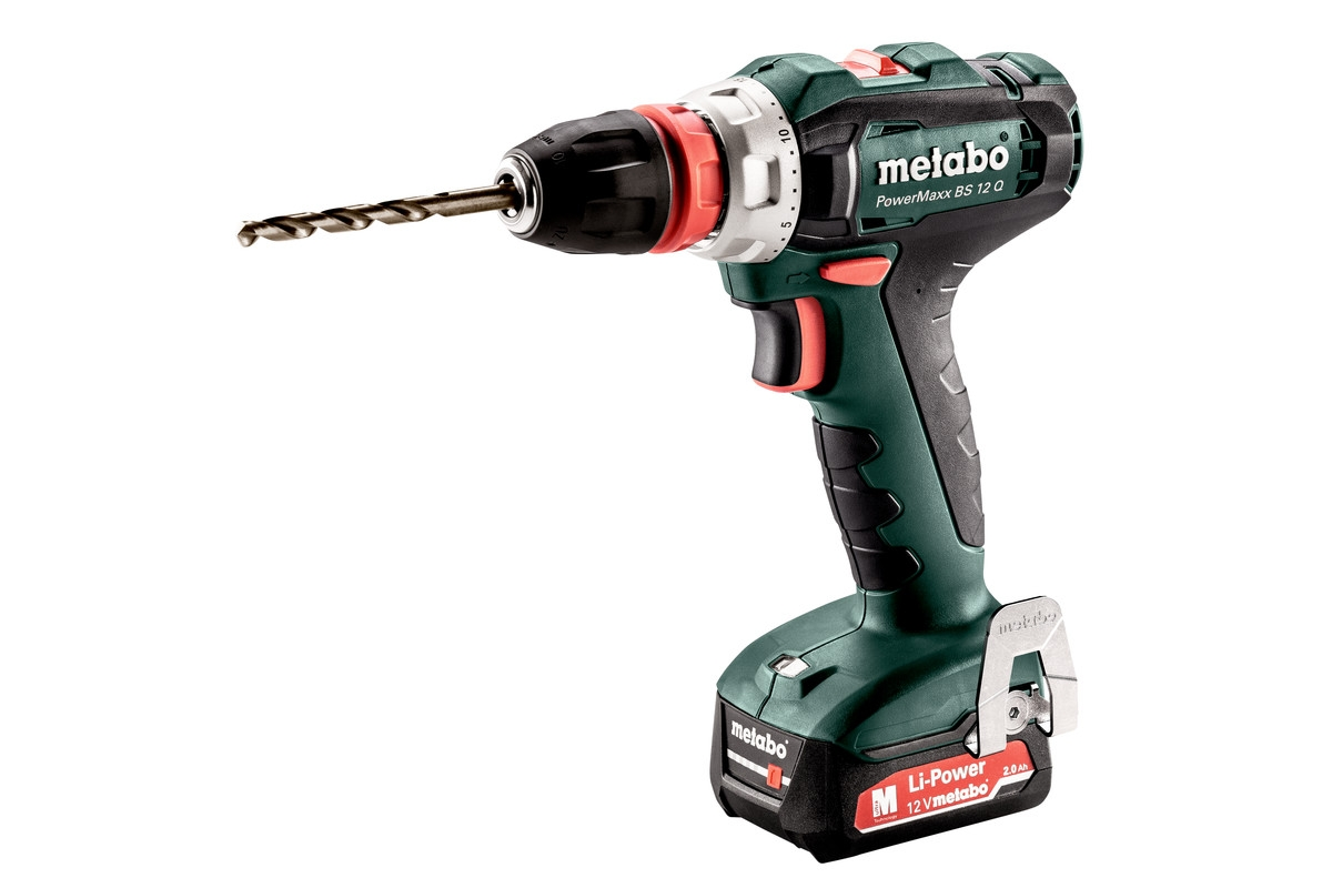 METABO PowerMaxx BS 12 Q