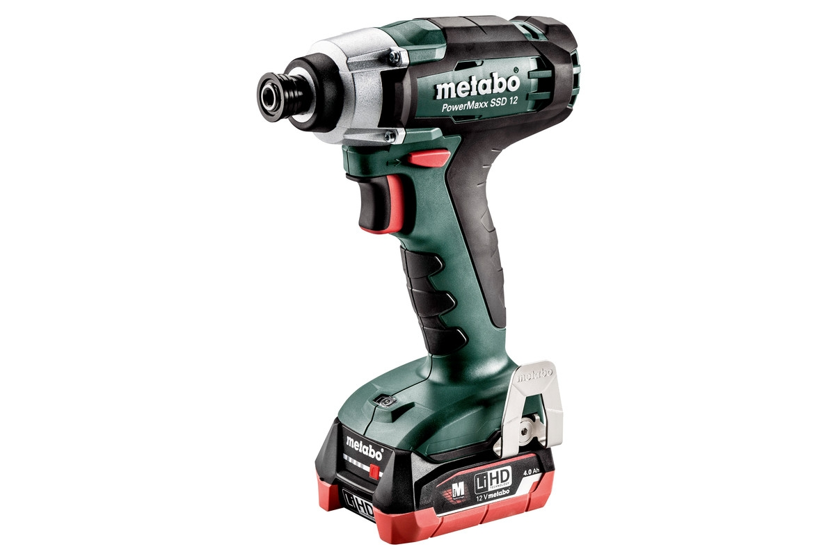 METABO PowerMaxx SSD 12