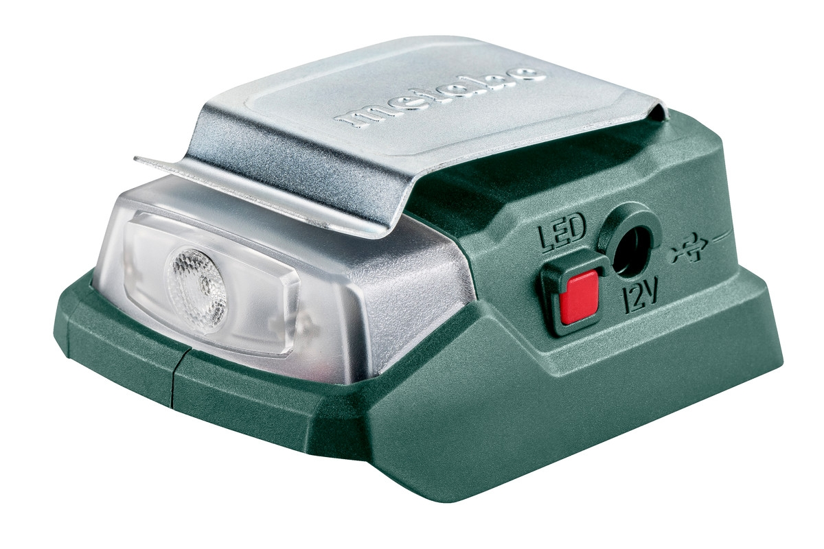 METABO PowerMaxx PA 12 LED-USB