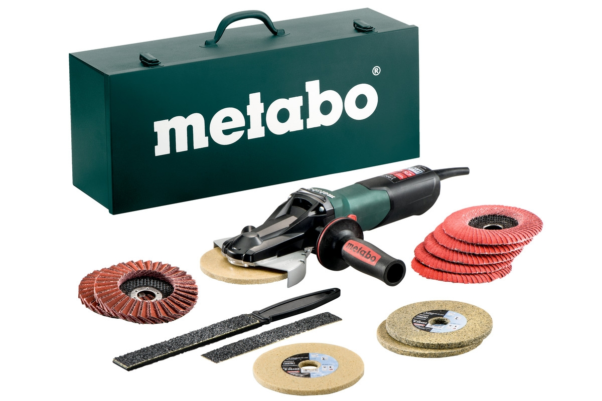 METABO WEVF 10-125 Quick...