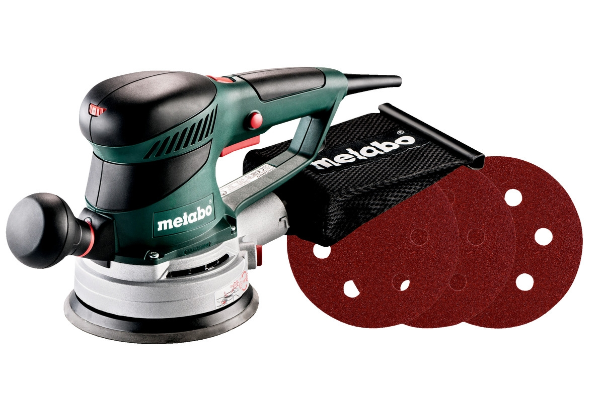 METABO SXE 450 TurboTec Set