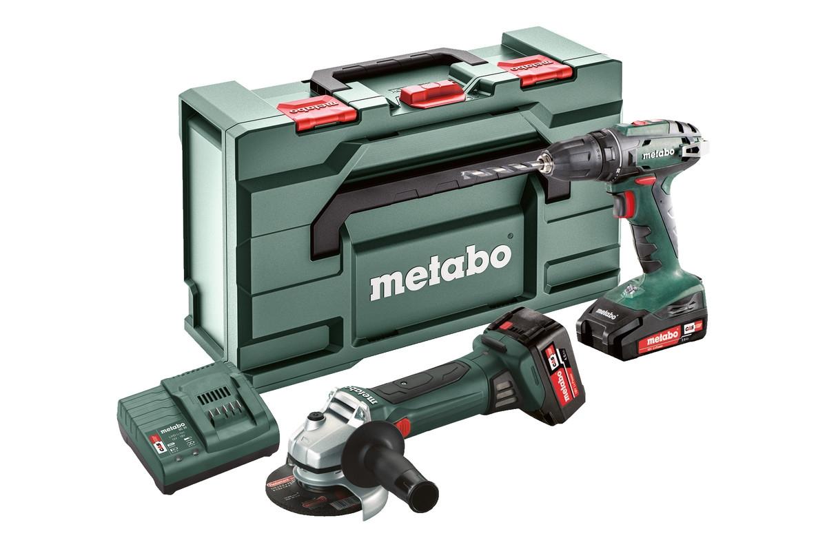 METABO Combo Set 2.4.3 18 V