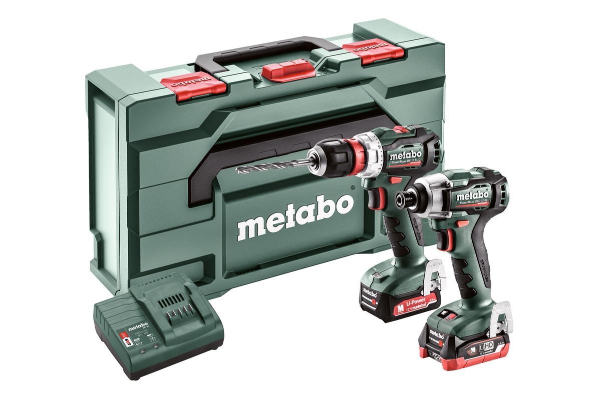 METABO Combo Set 2.7.4 12 V BL