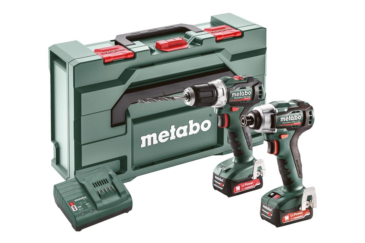 METABO Combo Set 2.7.3 12 V BL