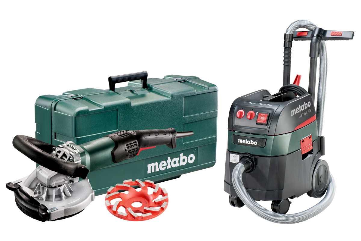 METABO RSEV 19-125 RT + ASR...