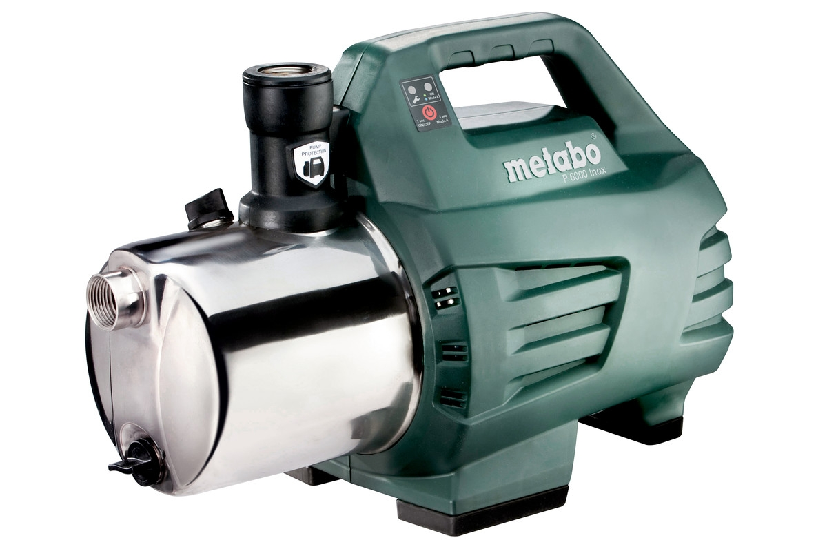 METABO P 6000 Inox