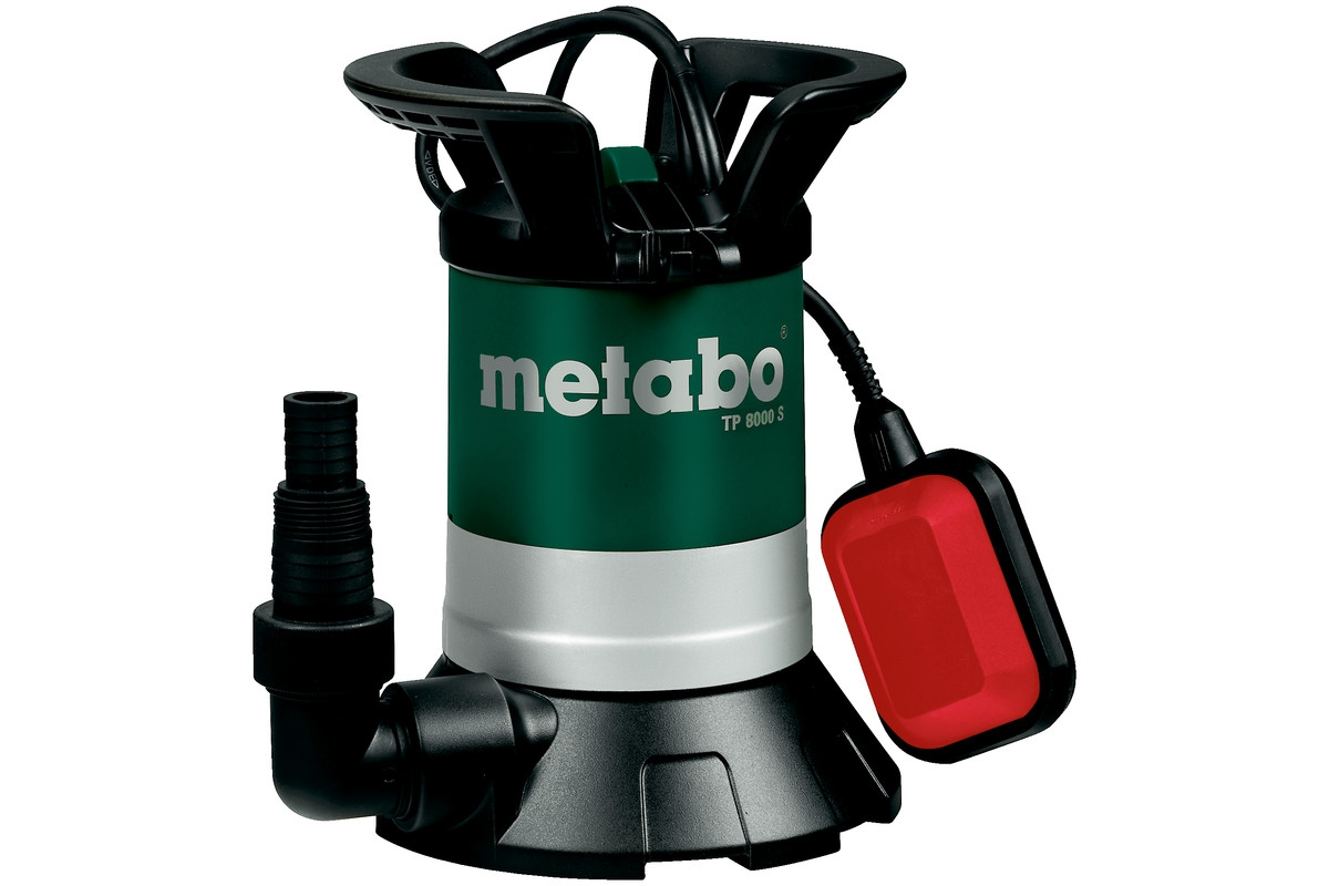 METABO TP 8000 S