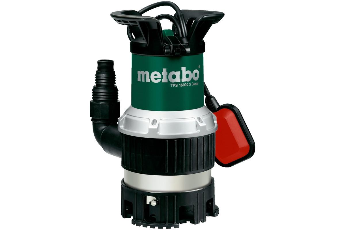 METABO TPS 16000 S Combi